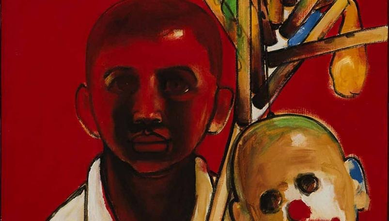 Portraiture vs. expressionism